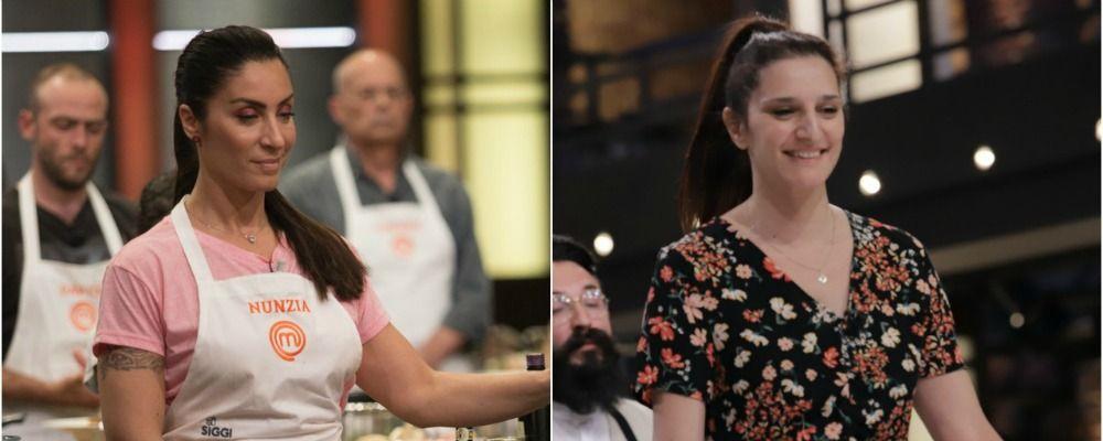 Masterchef Italia 9, Nunzia e Rossella sono gli eliminati della quarta puntata