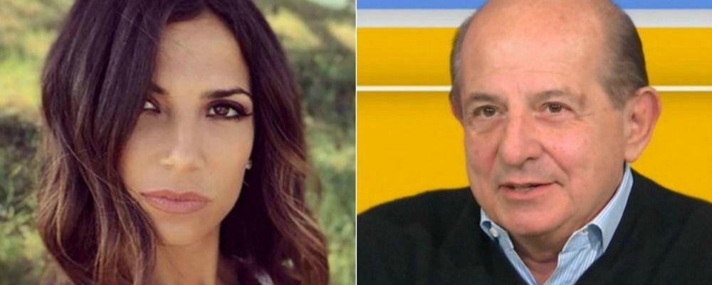 Roberta Morise assente a I fatti vostri, parla Giancarlo Magalli: 'Si è presa una malattia da bambini'