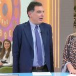 Uno mattina in famiglia, Tiberio Timperi: 'Andremo a fare i piloni della Salerno-Reggio Calabria'