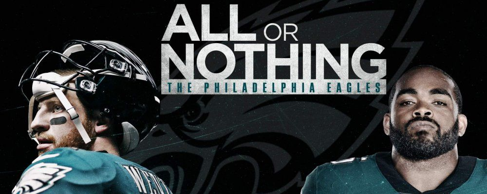 All or Nothing, la scommessa dei The Philadelphia Eagles nella nuova stagione
