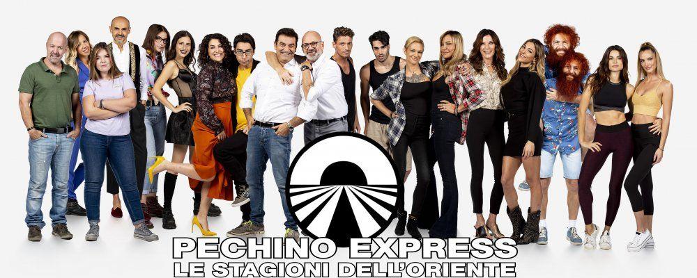 Pechino Express 2020: le coppie, il cast, le tappe e la data d'inizio. Anticipazioni prima puntata