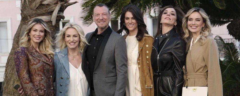 """Sanremo 2020, Amadeus: """"Io sessista? In tv ho fatto il valletto"""""""