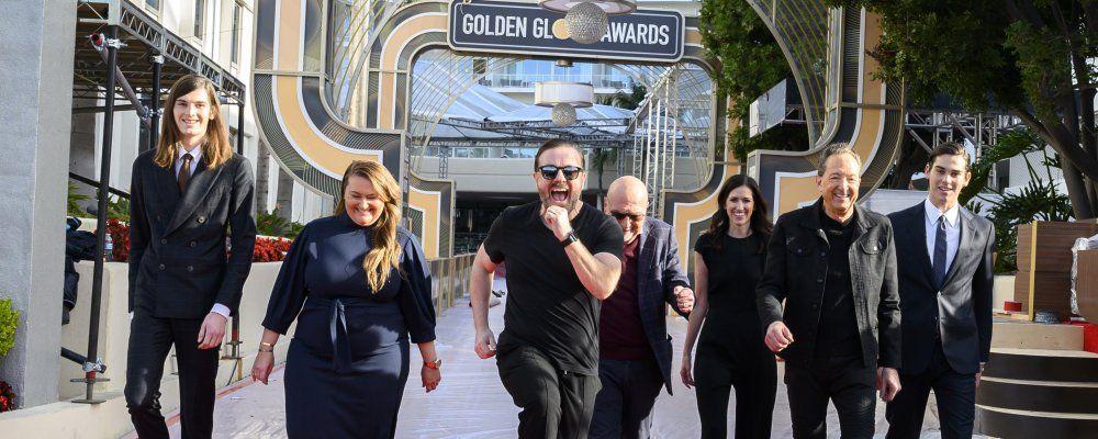 Golden Globes, tra svolta vegana e predominio Netflix