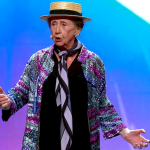 Italia's Got Talent 2020: Claudia Lawrence in finale a 94 anni col golden buzzer di Frank Matano