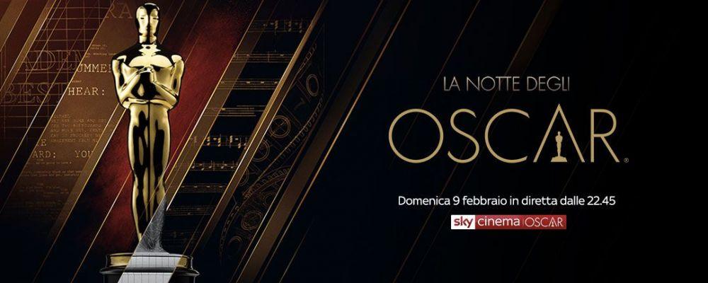 La notte degli Oscar, in diretta su Sky nella notte tra il 9 e 10 febbraio