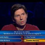 Chi vuol essere milionario?, il concorrente Alessandro Limaroli sbaglia la domanda su Little Richard