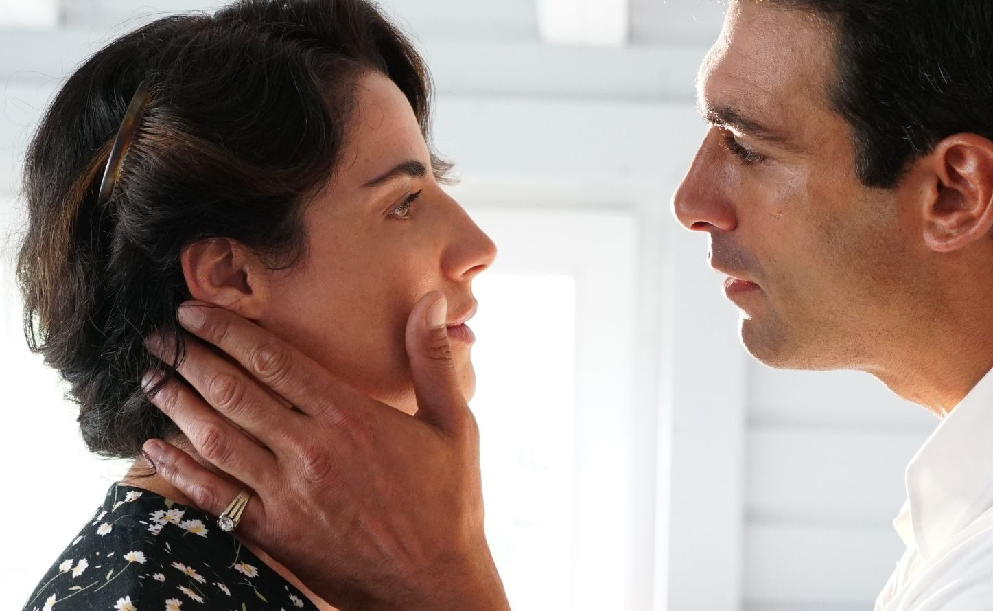 La vita promessa 2, Luisa Ranieri: 'Per me era finita dopo l