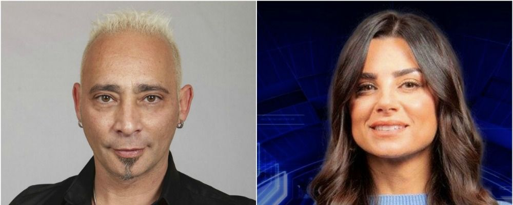 Grande Fratello Vip, Salvo Veneziano critica Serena Enardu: 'È lì per i soldi'