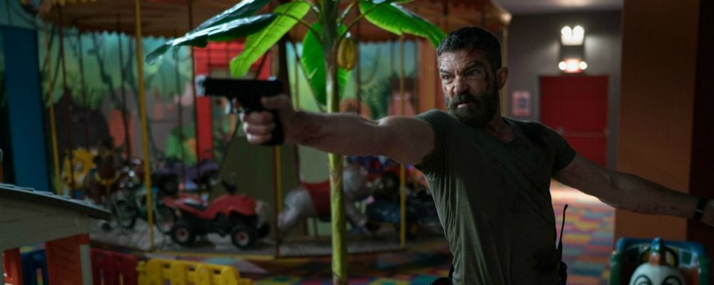 Security, trailer trama e cast del film con Antonio Banderas