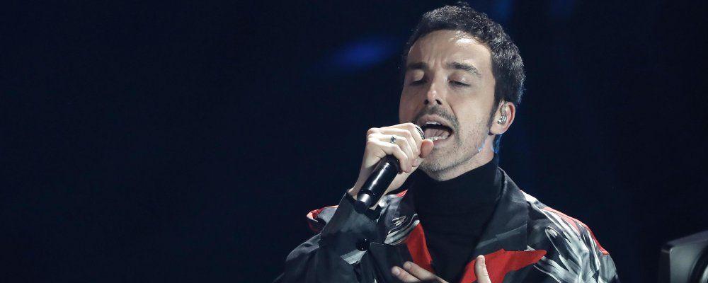Sanremo 2020: la classifica provvisoria quarta serata: Diodato in testa Junior Cally ultimo