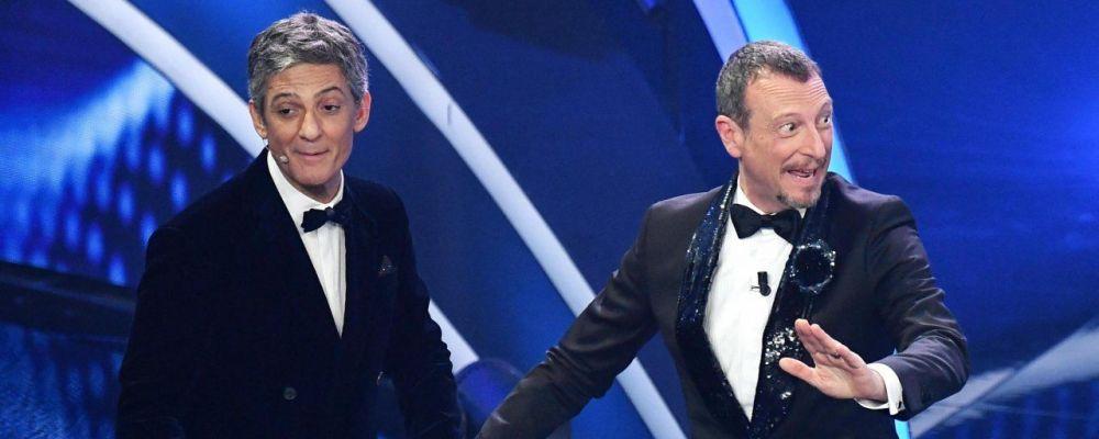 Sanremo 2020, il gran finale di Ama e Ciuri