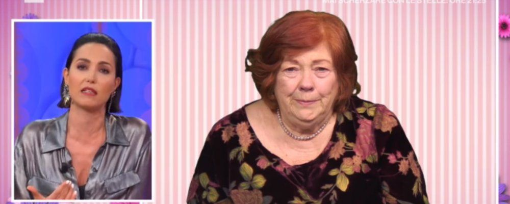 Sanremo 2020, la mamma di Morgan lo difende in tv, lui chiama: 'Solo Dio mi difende'
