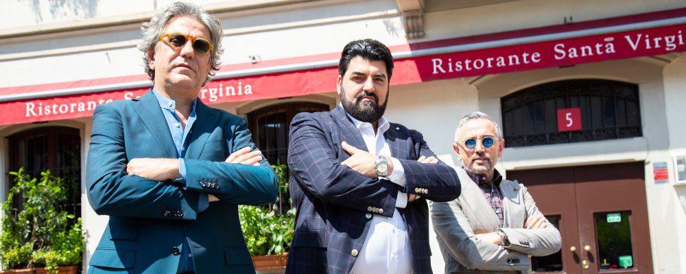 Masterchef Italia 9, nona puntata: i concorrenti alla guida di un vero ristorante, anticipazioni