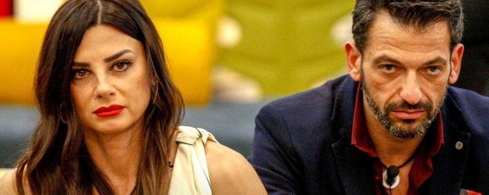 GF Vip 2020 Serena Enardu e gli incontri post Temptation Island con Alessandro Graziani, Pago: 'Sapevo tutto, so tutto'