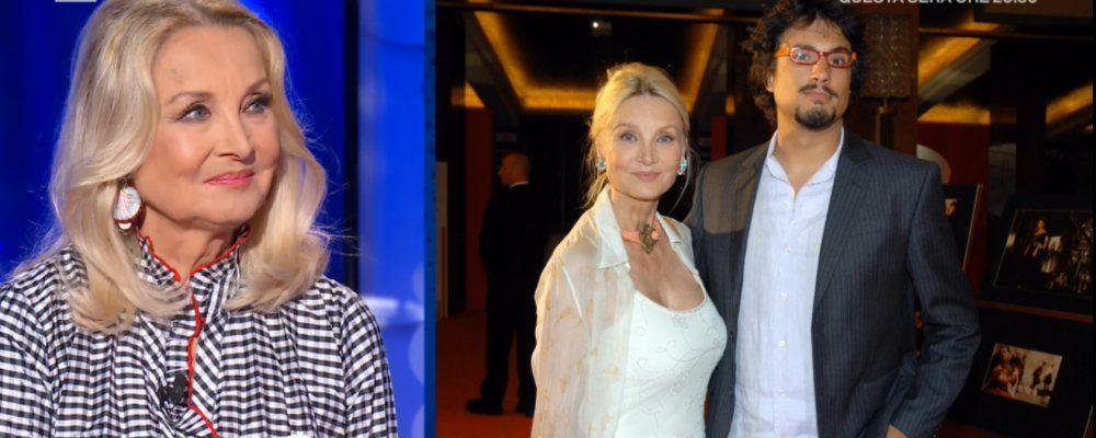 Barbara Bouchet: 'Ho scoperto di avere un nipote dai giornali, spero mio figlio me lo faccia abbracciare'