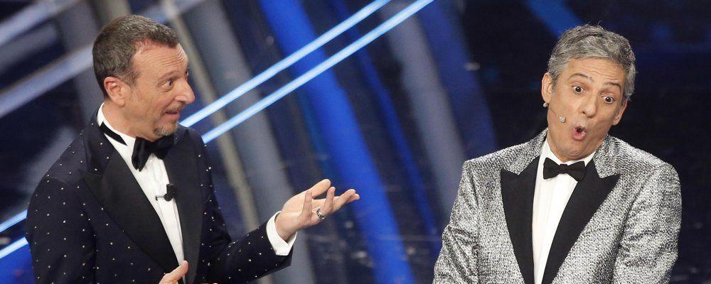 """Sanremo 2021, Amadeus: """"O con il pubblico, o niente"""""""