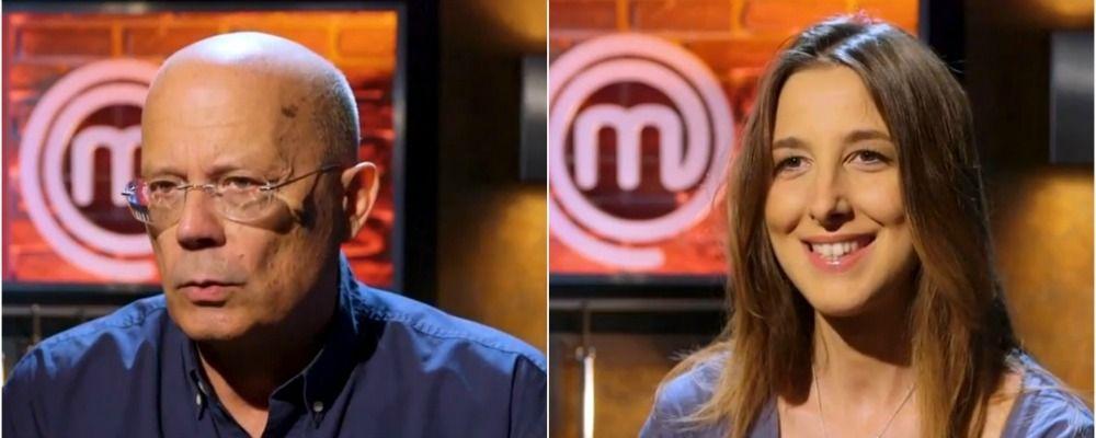 MasterChef 9 Italia, nona puntata eliminati Vincenzo e Giulia