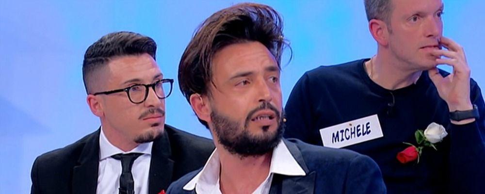 Uomini e donne trono over: Armando Incarnato torna e si scusa con Maria De Filippi