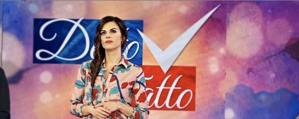 Bianca Guaccero: 'La cancellazione di Detto Fatto è una montatura mediatica'