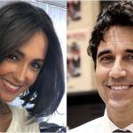 My next book, Caterina Balivo va in onda con il marito Guido Maria Brera