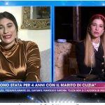 Live Non è la D'Urso, Clizia Incorvaia affronta Gaia, presunta amante di Francesco Sarcina