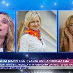 Live, Elenoire Casalegno contro Valeria Marini: 'Non mi far dire quello che ho visto 3 anni fa'