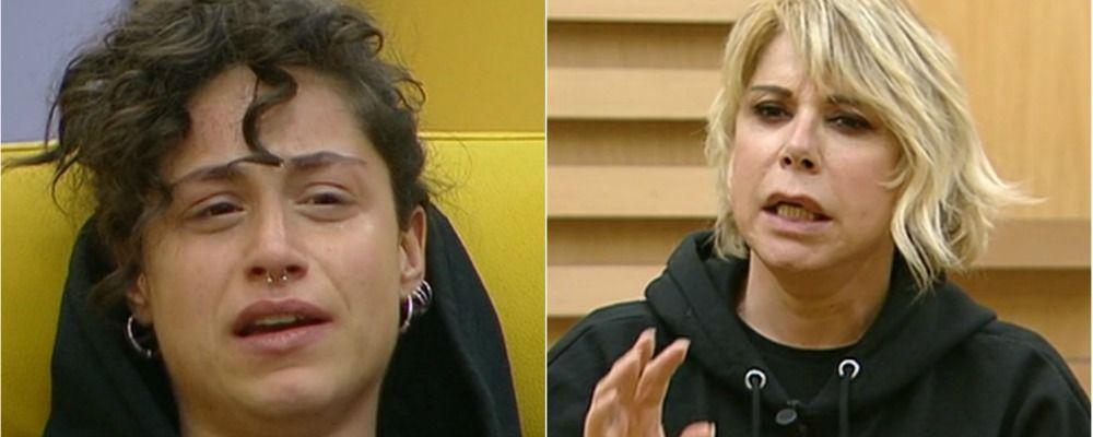 Amici 19, Anna Pettinelli fa piangere Giulia Molino: 'Cantare è un'altra cosa'
