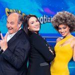 Striscia la notizia, con Gerry Scotti debutta Francesca Manzini l'imitatrice di Amici