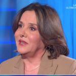 """Domenica In, Patrizia Mirigliani: """"Ho denunciato mio figlio per amore"""""""