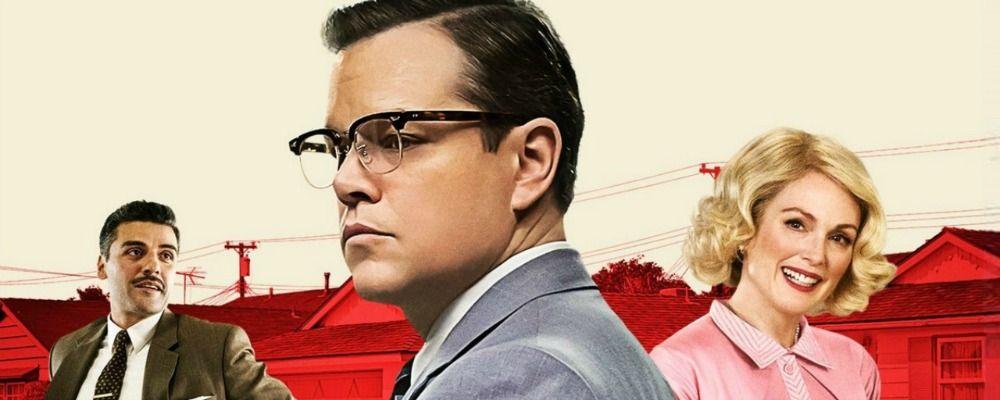 Suburbicon, trama trailer e cast del film di George Clooney con Matt Damon
