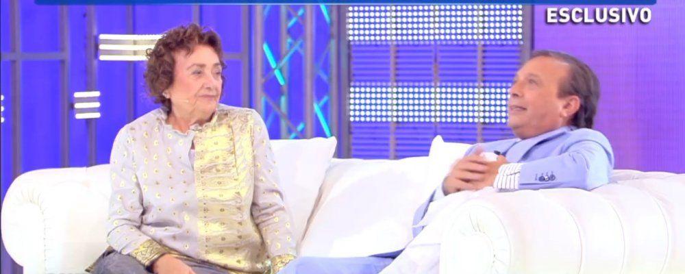 Coronavirus, Piero Chiambretti saluta la mamma Felicita con una sua poesia