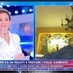Live non è la d'Urso, Paolo Brosio si addormenta in diretta