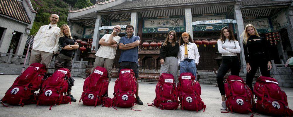 Pechino Express 2020, ottava puntata addio Cina: anticipazioni