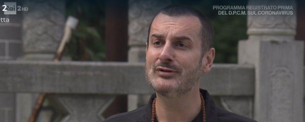 Pechino Express 2020, Costantino a Max Giusti: 'Sei stato 6 anni con Selvaggia Lucarelli'