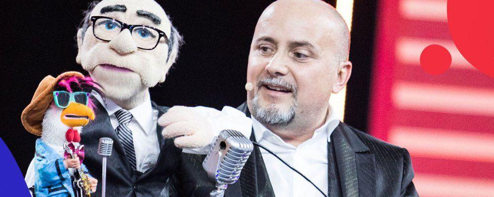 Italia's Got Talent vincitore 2020, è Andrea Fratellini: il mago e ventriloquo con il pupazzo Zio Tore
