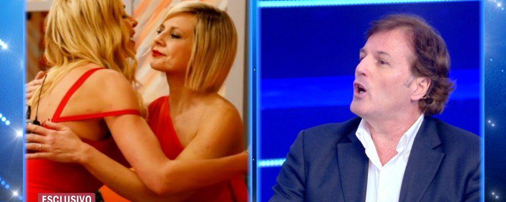Grande Fratello Vip 2020, c'è Marco Senise dietro all'astio tra Antonella Elia e Valeria Marini?