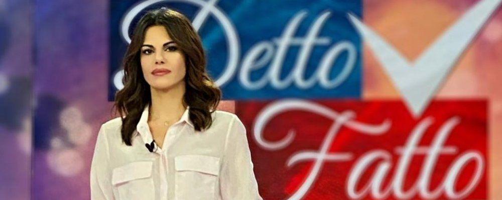 Bianca Guaccero assente a Detto Fatto, lo sfogo: 'Non ho il Coronavirus'