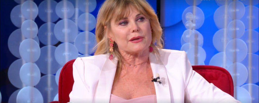 Vieni da me, Patrizia Pellegrino: 'Ho perso mio figlio Riccardo quando aveva 6 giorni di vita'