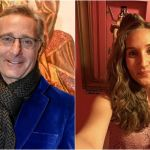 Paolo Bonolis presto nonno, la figlia Martina è incinta