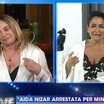 Live, Simona Izzo fa piangere Aida Nizar del Grande Fratello: 'Sei diabolica'