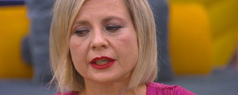 Grande Fratello Vip, Antonella Elia: 'Mio padre morì in un incidente, il mio sesto senso mi salvò'