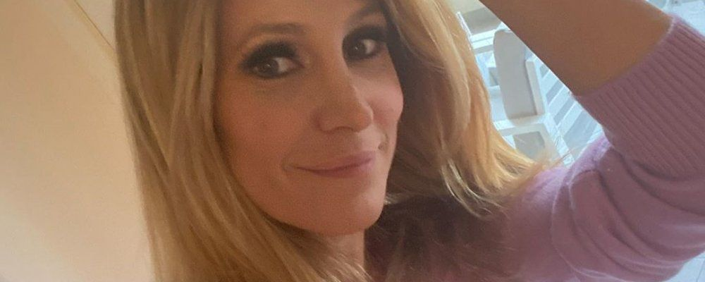 Adriana Volpe sul marito Roberto Parli: 'Dateci il tempo di ricostruire'