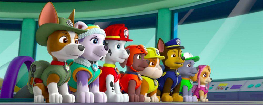 Paw Patrol, un canale h24 per le sei stagioni dei cuccioli coraggiosi