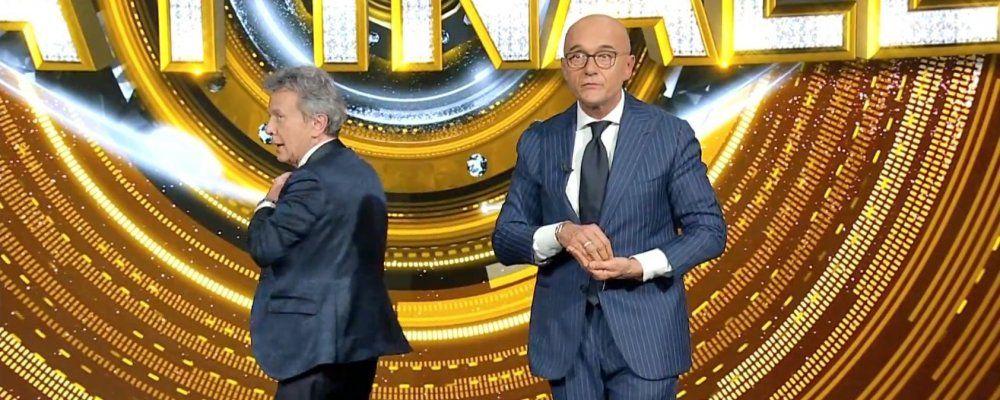 Grande Fratello Vip, Alfonso Signorini non sa di essere in onda: 'Non posso perderlo'