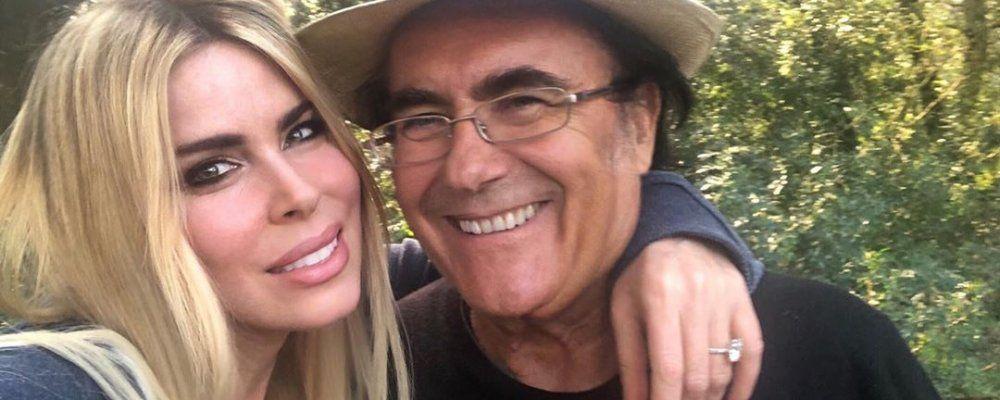 Al Bano: 'Io e Loredana Lecciso siamo innamorati, Romina è solo di passaggio a Cellino'