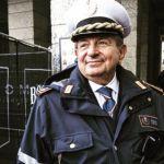 Maggiore Giancarlo Magalli, vigile urbano ai posti di blocco durante l'emergenza coronavirus