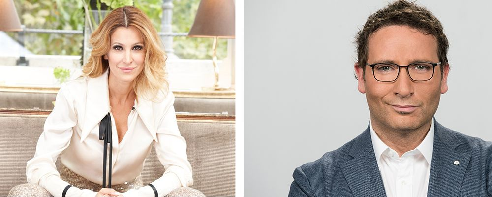 Ogni mattina, Adriana Volpe e Alessio Viola conducono da casa: Giovanni Ciacci positivo