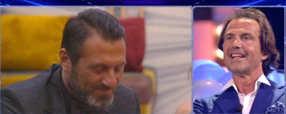 """GFVip, Antonio Zequila attacca Sossio Aruta: """"Spero tu vinca, così paghi alimenti"""""""