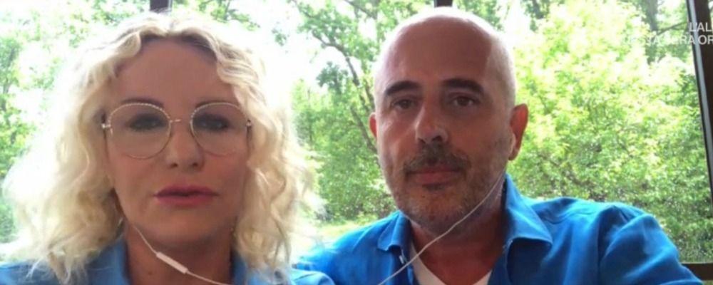 Antonella Clerici e Vittorio Garrone si sposano: 'È l'uomo con cui invecchierò'