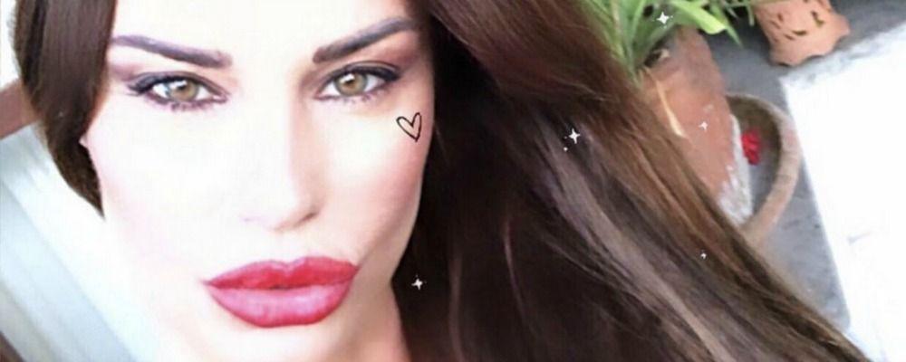 Antonella Mosetti, addio ai labbroni: 'Ero enorme'